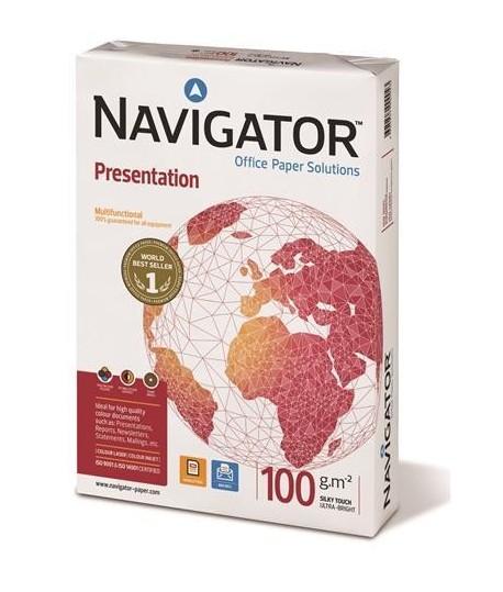 CARTA NAVIGATOR PRESENT. 100G A4 RS.500F
