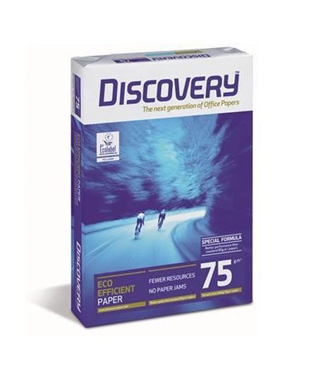 CARTA DISCOVERY BIANCA 75G A4 500FF
