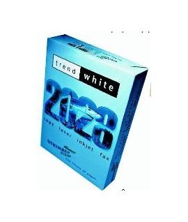 CARTA RICICLATA TREND WHITE 80G A4 500FF