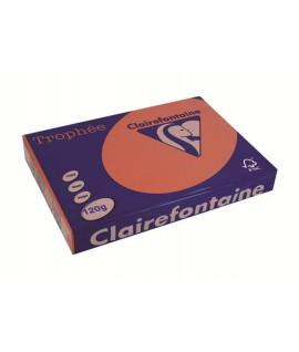 CARTA TROPHEE 120G A4 ARANCIONE1217 250F