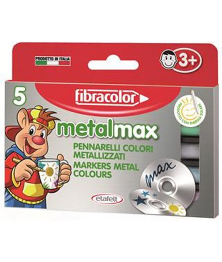 MARCATORE FIBRACOLOR METAL MARKER 5C