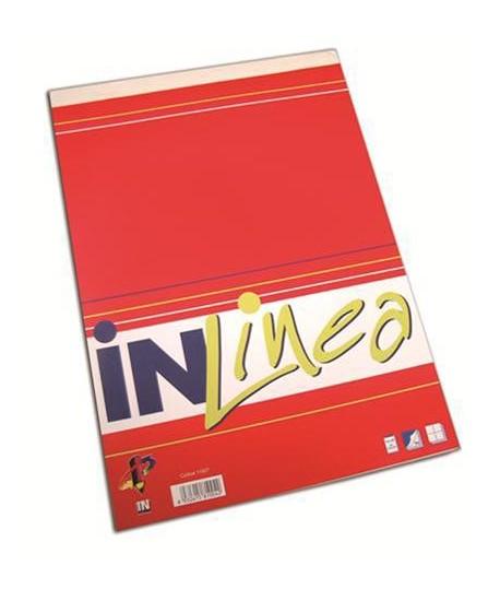BLOC NOTES INLINEA CM21X29,7 5M 70FF 10P