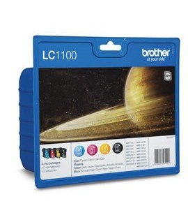 INKJET BROTHER LC1100 4PZ