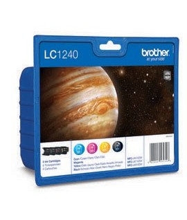 MULTIPACK BROTHER LC1240