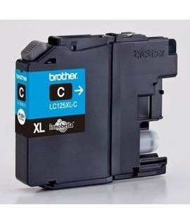 INKJET BROTHER LC125XL CIANO