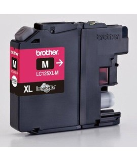 INKJET BROTHER LC125XL MAGENTA