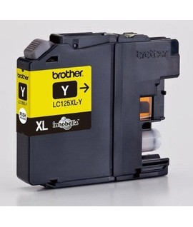 INKJET BROTHER LC125XL GIALLO