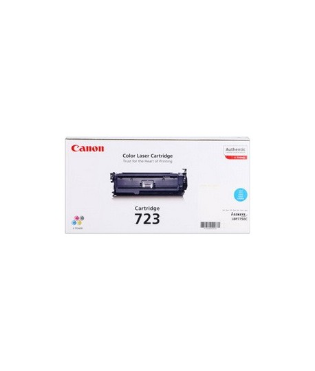 TONER CANON LBP7750 723 CIANO 8,5K