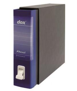 REGISTRATORE DOX 2 PROT.D8 BLU