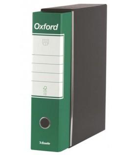 REGISTRATORE OXFORD G85 PROT.D8 VERDE