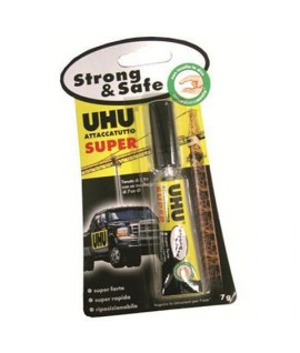 COLLA UHU STRONG & SAFE 7GR
