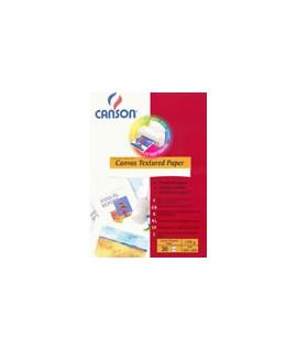CARTA CANSON TELA 130G A4 20FF
