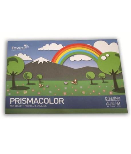 ALBUM FAVINI PRISMACOLOR 24X33 10FF
