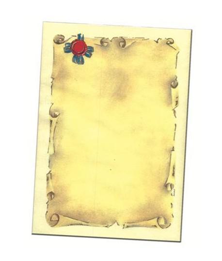 DIPLOMA PERGAM. KARTOS 6291 160G A4 10PZ
