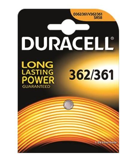 PILA ENERGIZER D361/362 1,5V SR58