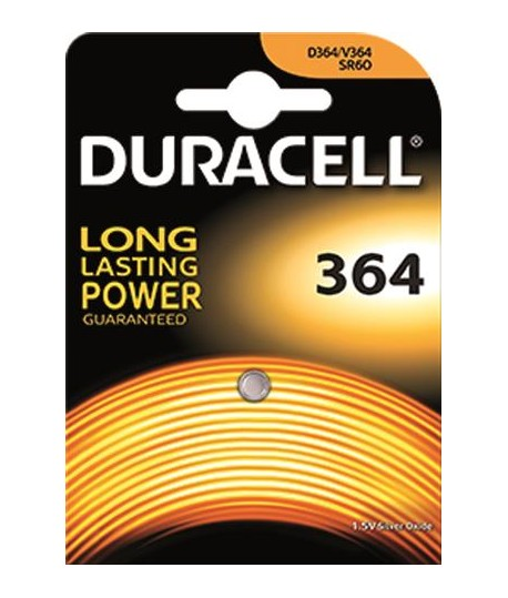 PILA DURACELL D364 1,5V SR60