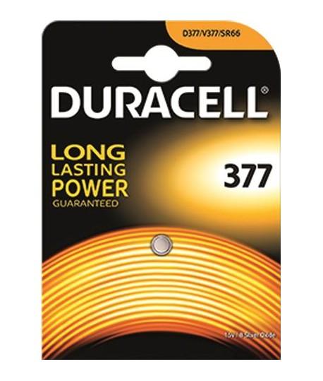 PILA DURACELL D377 1,5V SR66