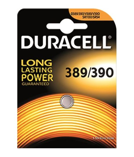 PILA DURACELL D389/390 1,5V SR54