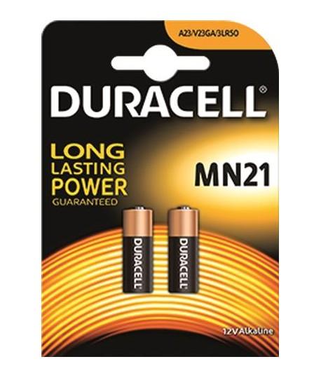PILA DURACELL A23/V23/3LR50 12V MN21 2PZ