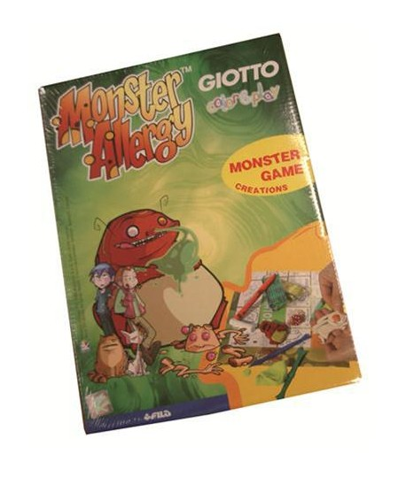 GIOTTO ACTIVITY GAME 4963