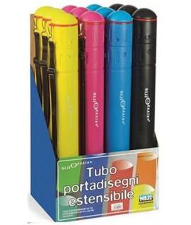 TUBO P/DISEGNI NIJI 3060 ESTENS.52/86CM