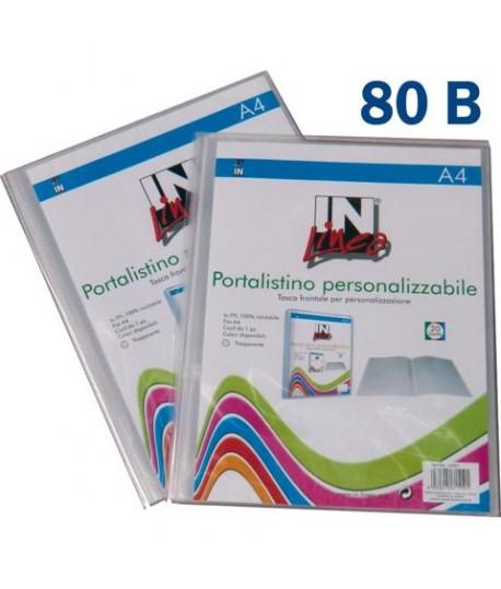 PORTALISTINI PERSON INLINEA 22X30 80BS