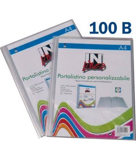 PORTALISTINI PERSON INLINEA 22X30 100BS