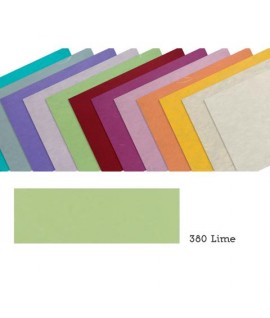 CARTA GELSO 25G 70*100 LIME 380 10FF