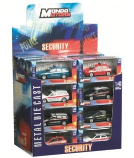 "MONDO 53012 AUTO ""SECURITY TEAM""24PZ"