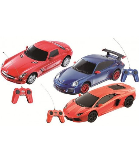 MONDO 59598 SUPER CARS R/C SCALA 1:24