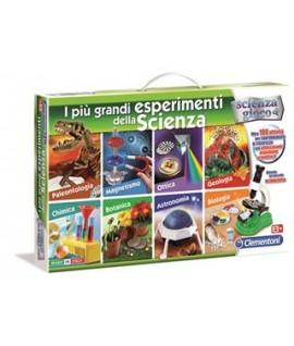 CLEMENTONI 13962 ESPERIM. SCIENZA 8 IN 1