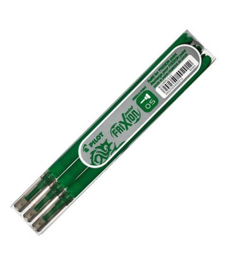 REFILL FRIXION POINT 05 VERDE CF.12*3PZ