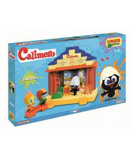 UNICO PLUS 8831 TEATRO CALIMERO