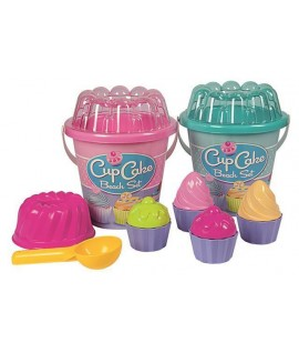 ANDRONI 1290 CUP CAKE BEACH SET