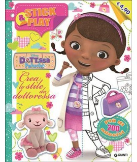 STICK&PLAY DOT.PELUCHE DISNEY W02752