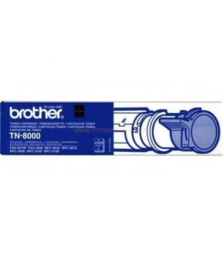 TONER BROTHER TN-8000 2200C
