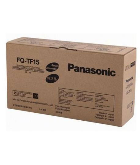 TONER PANASONIC FQ-TF15 2PZ