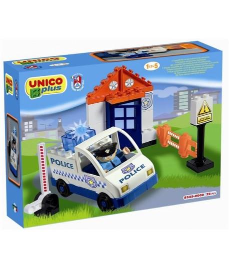 UNICO PLUS 8545 AUTO POLIZIA 22PZ