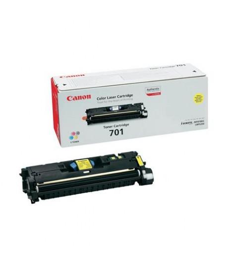 TONER CANON LBP5200 701 GIALLO 4K
