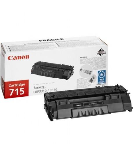 TONER CANON LBP3310 715 NERO 1975B002