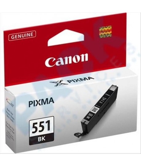 CARTUCCIA CANON CLI551 NERO 6508B001