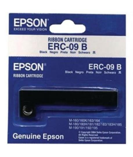 NASTRO EPSON ERC09 NERO