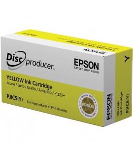 CART. EPSON DISC PRODUCER PJIC5 GIALLO