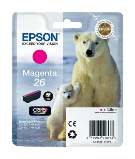 INKJET EPSON T2613 26 MAGENTA