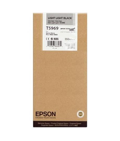 INKJET EPSON PRO 9900 350ML GRIGIO LIGHT