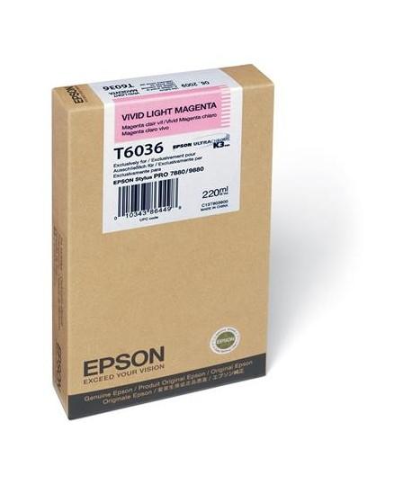 INKJET EPSON PRO 7800 220ML MAGENTA CH.