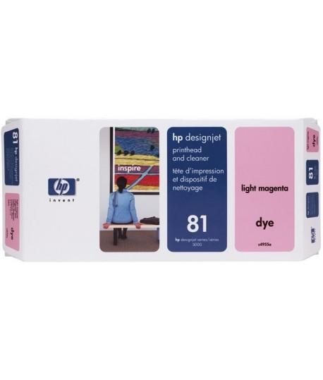 TESTINA HP C4955A N.81 MAGENTA LIGHT