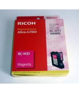 PRINT.RICOH K192M G-7500 MAGENTA RC-M31
