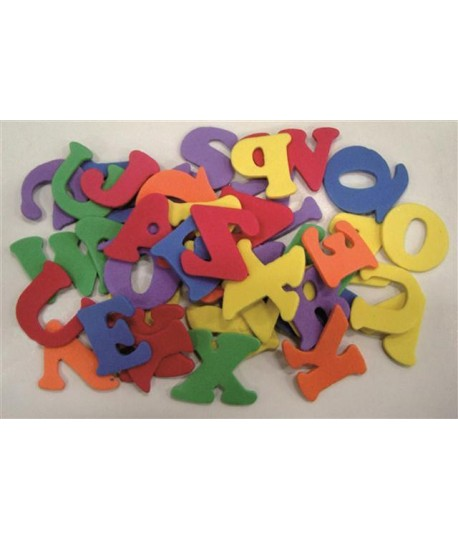 FORMINE CWR 04326 LETTERE IN GOMMA 78PZ