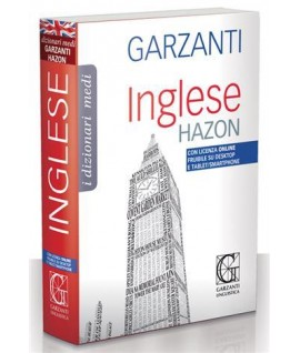 DIZIONARIO GARZANTI INGLESE MEDIO